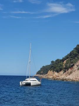 Rental Catamaran in Palma de Mallorca - Lagoon Lagoon 380