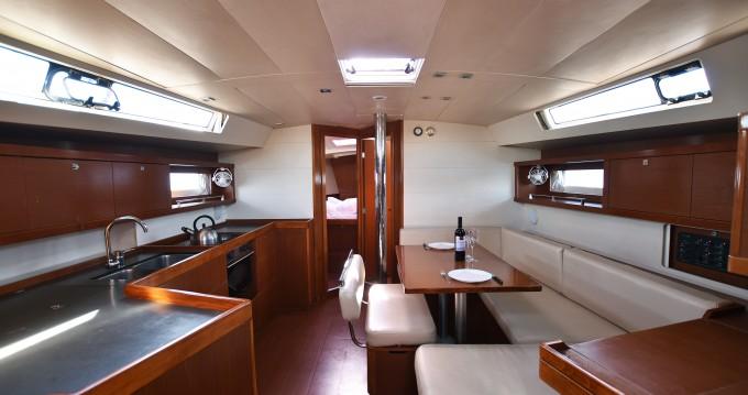Rental yacht Lefkada (Island) - Bénéteau Oceanis 45 on SamBoat