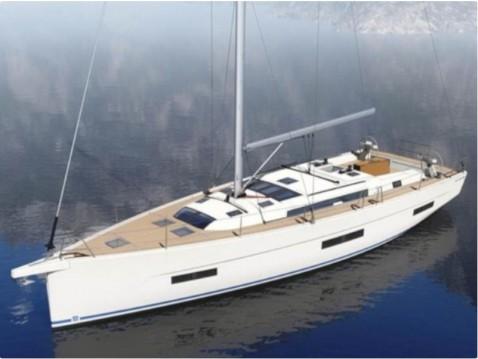 Boat rental Dufour Dufour 530 in Trogir on Samboat