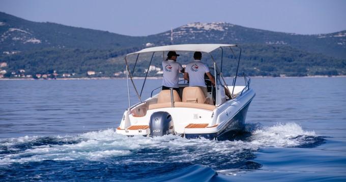 Rent a Jeanneau Cap Camarat 6.5 CC Zadar