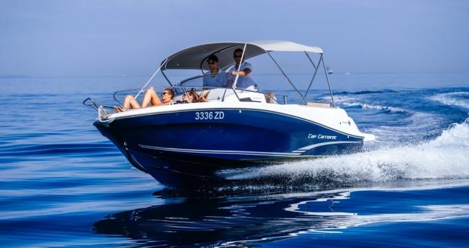 Rental Motorboat in Zadar - Jeanneau Cap Camarat 6.5 WA