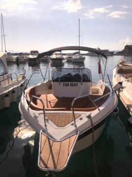 Boat rental Okiboats Barracuda 545 Open in Makarska on Samboat