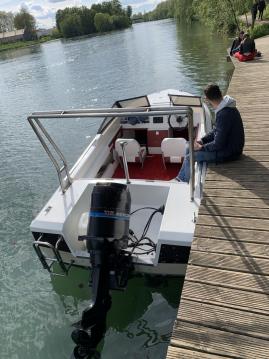 Boat rental Jeanneau Djerba 470 Export in Bonneuil-sur-Marne on Samboat