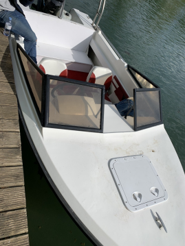 Hire Motorboat with or without skipper Jeanneau Bonneuil-sur-Marne