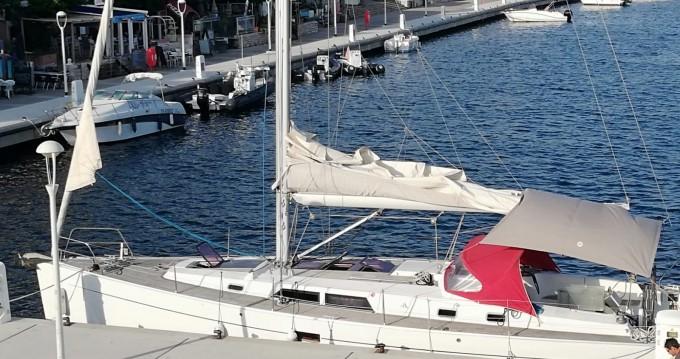 Boat rental Hanse Hanse 430 E in Old Port of Marseille on Samboat