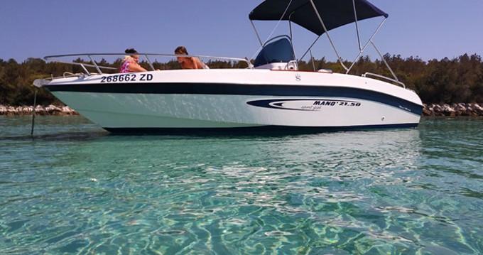 Mano Marine Mano Marine 21.50 sport fish between personal and professional Zadar