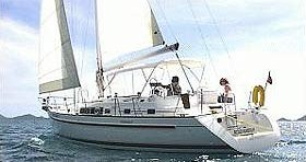 Bénéteau Oceanis 40.1 between personal and professional Bormes-les-Mimosas
