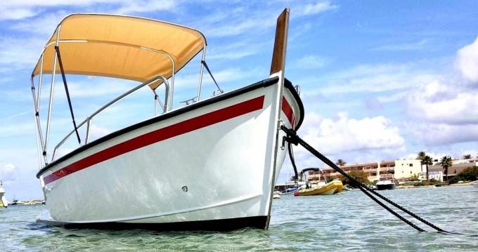 Boat rental PR mare Gozzo 5 terre in Formentera on Samboat