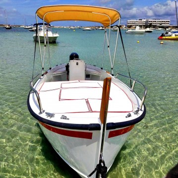 PR mare Gozzo 5 terre between personal and professional Formentera