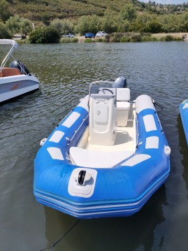 Zodiac Pro 500 between personal and professional Saint-Florent