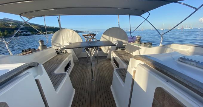 Hanse Hanse 540 E between personal and professional Tahiti