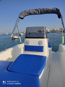 Rental yacht San Antonio Port - Olbap Olbap 5 on SamBoat