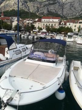 Atlantic 655 Sun Cruiser between personal and professional Makarska