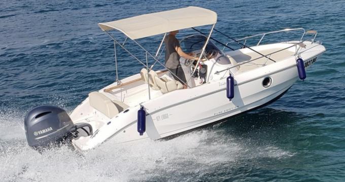 Boat rental Antibes cheap Key Largo 20