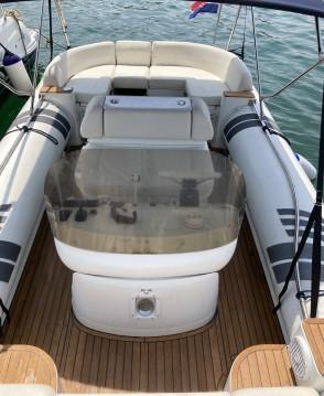 Castoldi Jet Tender 21 between personal and professional Zadar