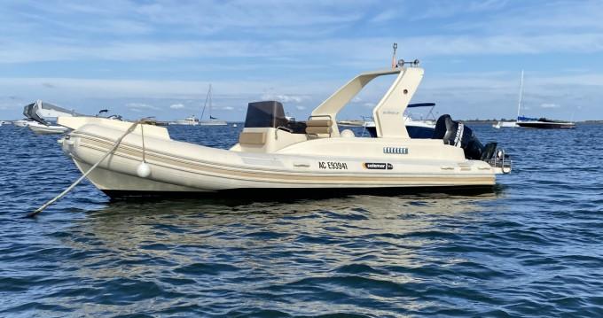 Boat rental Solemar Offshore 21.5 in Lège-Cap-Ferret on Samboat