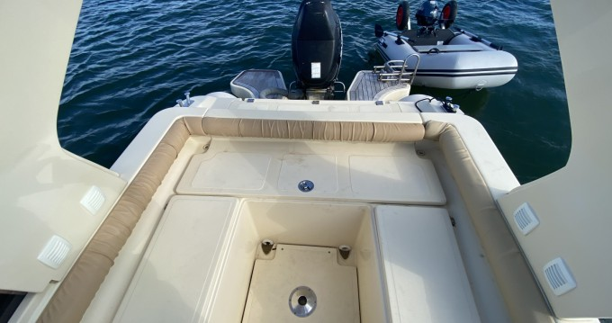Rental yacht Lège-Cap-Ferret - Solemar Offshore 21.5 on SamBoat