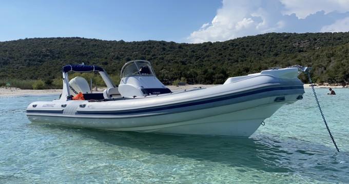 Hire RIB with or without skipper Lomac Porto-Vecchio