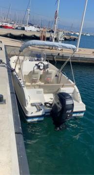 Boat rental L'Estaque cheap Activ 555 Open