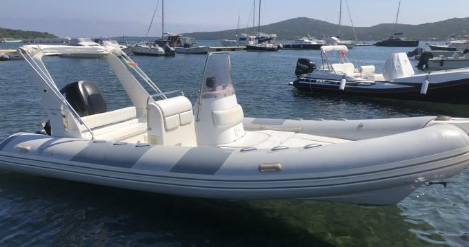 Hire RIB with or without skipper Brig Porto Pozzo