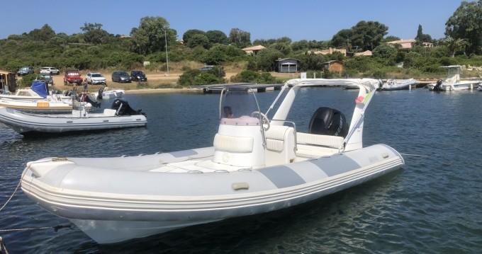 Rent a Brig Eagle 650 Porto Pozzo