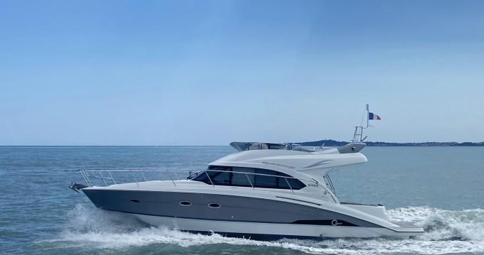 Boat rental Saint-Laurent-du-Var cheap Antares 42 Fly