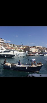 Rental Motorboat Nauticard Diruocco Maggimo with a permit