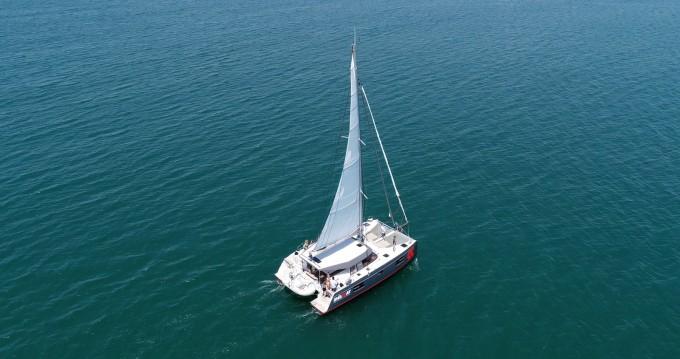 Boat rental Nautitech Nautitech Open 40 in La Rochelle on Samboat