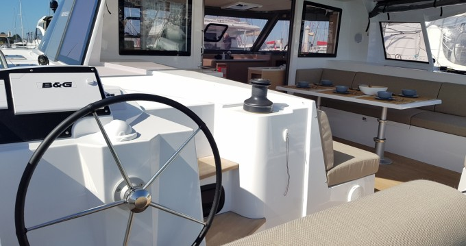 Rental Catamaran in La Rochelle - Nautitech Nautitech Open 40