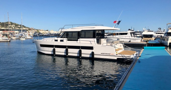 Northman 1200 between personal and professional Banyuls-sur-Mer