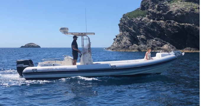 Rent a Nuova Jolly King 750 Hyères