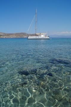 Rental yacht Kato Gouves - Nautitech Nautitech 47 on SamBoat