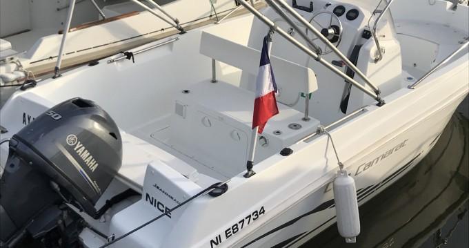 Boat rental Mandelieu-la-Napoule cheap Cap Camarat 5.1 CC Style
