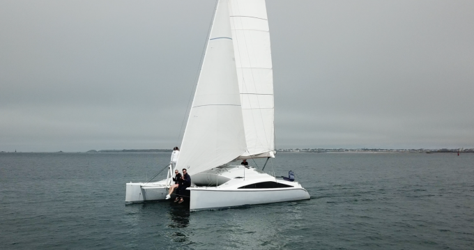 Rental Catamaran in Dinard - Lerouge Yachts Cité d'Aleth