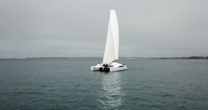 Lerouge Yachts Cité d'Aleth between personal and professional Dinard