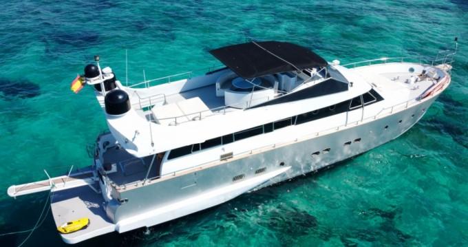 Rental Yacht in Ibiza Island - Baglietto Baglietto 24