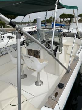 Rental yacht Port-Camargue - Jeanneau Cap Camarat 625 on SamBoat