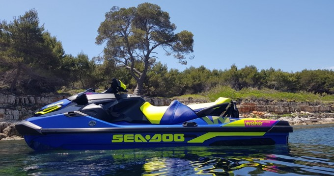 Jet Ski for rent Antibes at the best price
