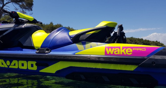 Sea-Doo WAKE PRO 230 between personal and professional Antibes