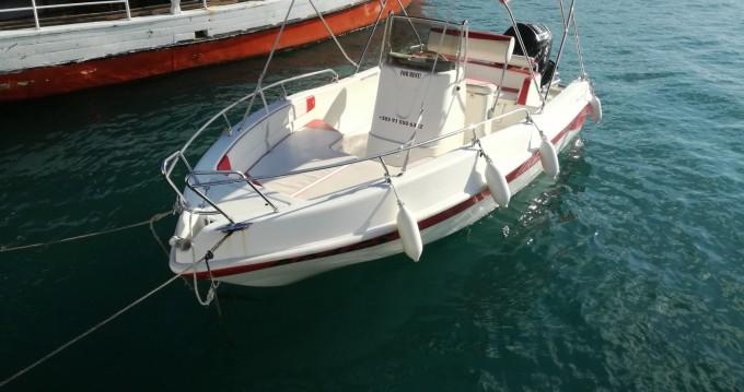 Rental Motorboat in Cres - Blumax 19 open