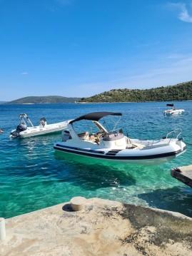 Rental yacht Trogir - Solemar 23 offshore on SamBoat
