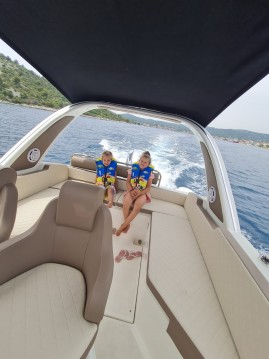 Hire RIB with or without skipper Solemar Trogir