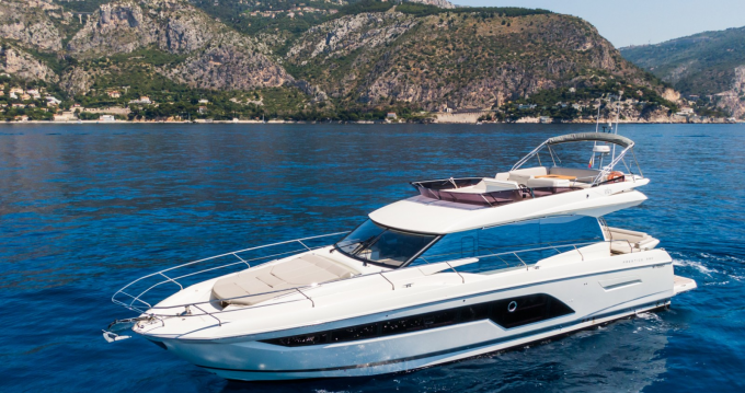 Rental Yacht Jeanneau with a permit