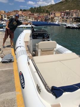 Boat rental Porto Ercole cheap GS 33