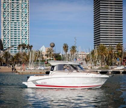 Rental yacht Blanes - Bénéteau Antares 680 on SamBoat