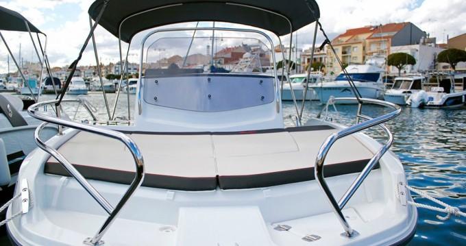 Rental yacht Blanes - Bénéteau Flyer 5.5 SUNdeck on SamBoat