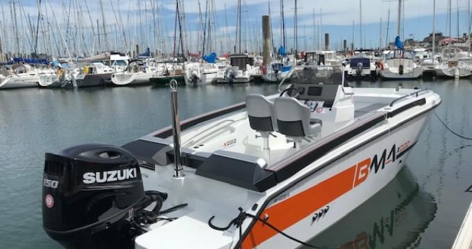 Rental yacht La Trinité-sur-Mer - BMA BMA X222 on SamBoat