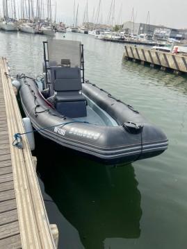 Boat rental Canet-en-Roussillon cheap Explorer 690 Neo