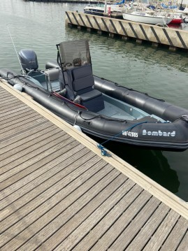 Rental yacht Canet-en-Roussillon - Bombard Explorer 690 Neo on SamBoat