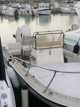 Rental Motorboat in Lerici - Boston Whaler Boston Whaler 18 Outrage